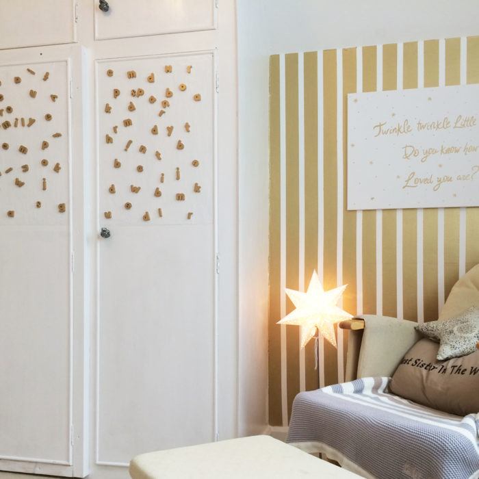 Guildford, Surrey // Jasmine's Nursery