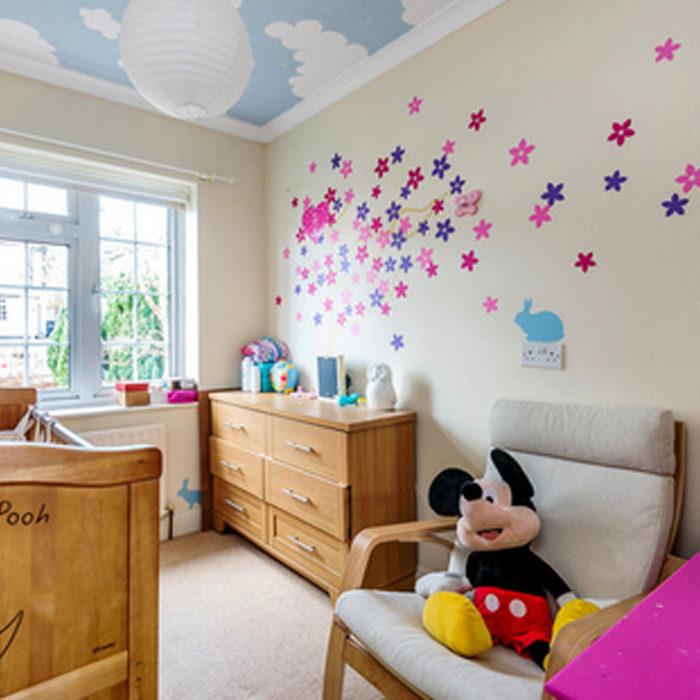 Croydon, Surrey // Holly's Nursery