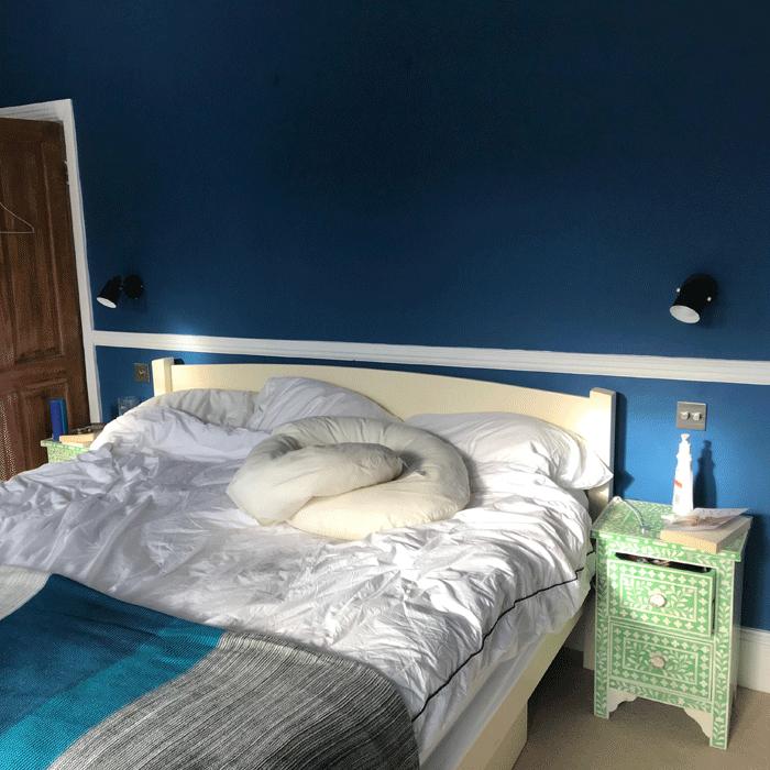 Barnes, London // Bedroom & Nursery